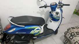 Jual scoopy 2016