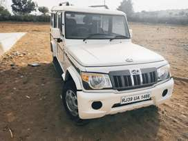 Mahindra Bolero 2018 Diesel Well Maintained no scratch one handed gadi
