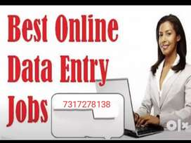 Urgent opening in bank for computer operator data entry job