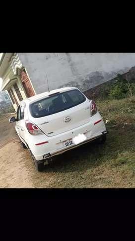 Hindayid  i20 magna 1.4 diesel 2012 model u