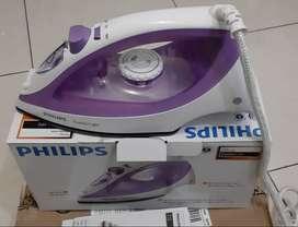 Setrika Uap Philips dengan banyak pilihan warna