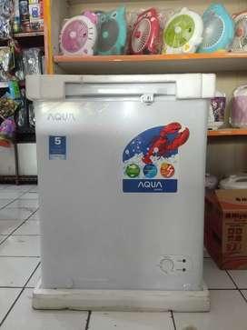 Freezer Box Aqua 100L