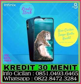 Infinix Hot 8 《4/64 GB》Garansi Resmi ||Promo Cicilan 0%