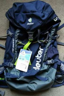 Deuter Gravity Expedition 45 UltraLight Travelling Series