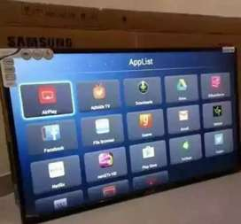 "Holi  offer//Super Branded 55""Smart 4K with 1 year warranty"