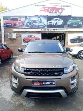 Land Rover Range Evoque Pure SD4, 2015, Diesel