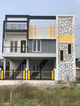 It's a newly constructed house which comes with all the facilities