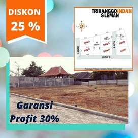 Milikilah Tanah Strategis Dekat TVRI Jogja Spesial Price Diskon 25%