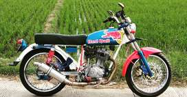 Cb125 ss asli 125cc