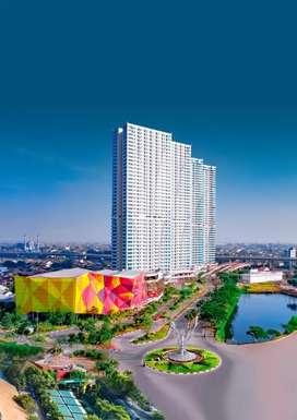 Special Promo Grand Kamala Lagoon Bekasi Instant Approval Unit 2 Kamar