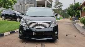 Jual Toyota Alphard 2012 - Barang Simpanan