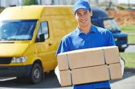 s..Delivery boys / parcel delivery person (male)