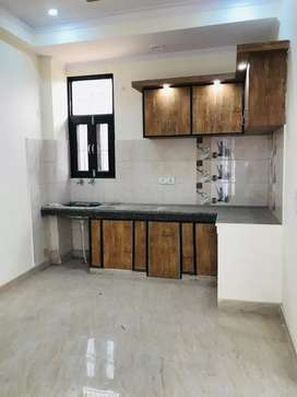 Ready to move 1bhk near metro station
