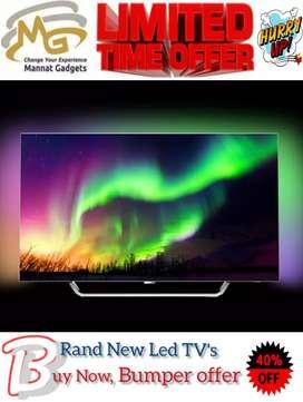 [Monsoon Dhamaka sale] 55 inch Smart LED TV