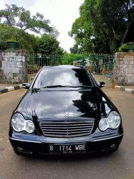 Dijual Mercedes Benz W203 C240 Elegance tahun 2004