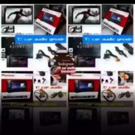 Promo dvd 2din PIONEER A.215BT mirrorlink+camera hd oke gan