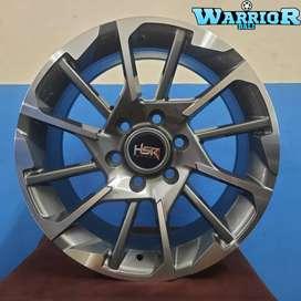 Free Ongkir Velg Mobil HSR HOLLO Ring 18 Buat Fortuner Triton Ranger