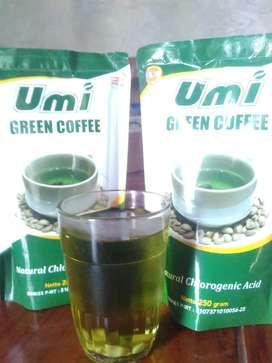 Umi Green coffee