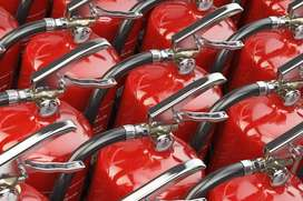 All types fire extinguisher available