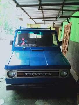 Kijang Doyok Pick up