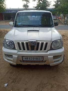 Mahindra Scorpio 2013 Diesel Good Condition