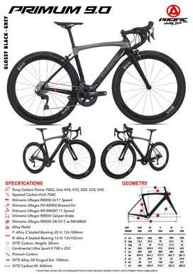 Pacific Primum 9.0 700c Roadbike