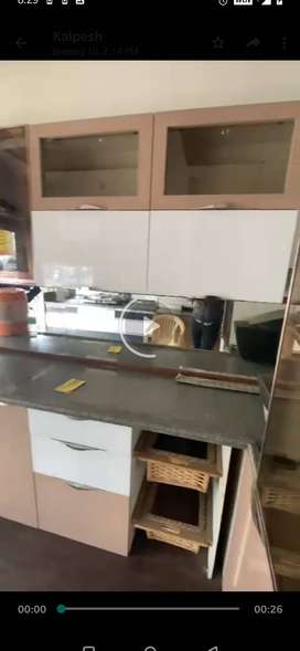 Kitchen Trolleys with Cabinet For Sell.