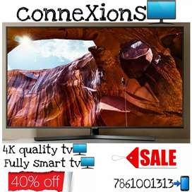 Super SALE : Brand-New 32 inch Smart Android led TV