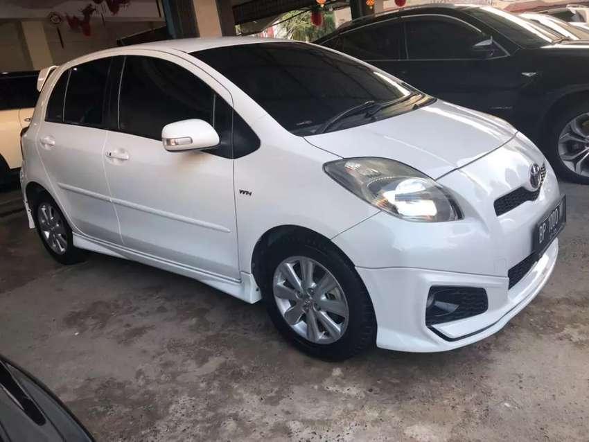 Toyota Yaris TRD Thn 2014 A/T Smart Key Khusus Batam 0