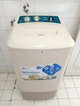 Haeir washing machine