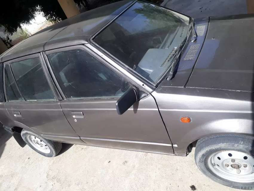 Charade car Urgent sale (I need cash in emergency) 0