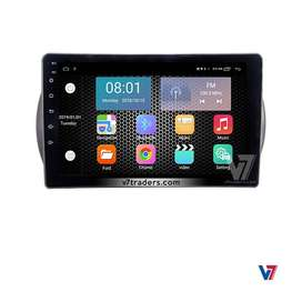 "V7 Suzuki Alto 9"" LCD Android Navigation DVD Player GPS Multimedia"
