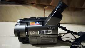 Jual handycam Sony video Hi8 CCD_TRV46