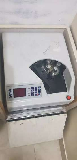 Bank Cash counting machine