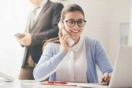 Female Office admin required