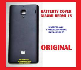 Backcover Back door Casing XIAOMI REDMI 1S White 904656 Black 903874