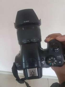 Sony alfa a3500 with  lens