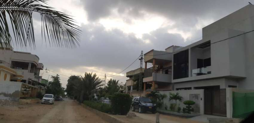 400 yards Leased west open map pass plot sell in block-3, saadi town 0