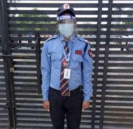 Urgent hiring for security guard job