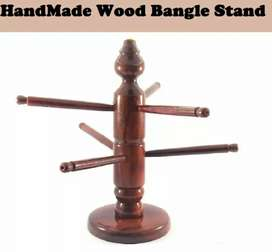 Wood Bangles Stand 6 Rods