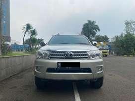(antik) Toyota Fortuner 2.5 G Diesel MT 2008 // AT TRD 2009/2010