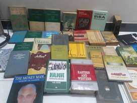 Bundles of Professional,Literatural, CSS course Books in Exc Condition
