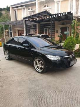 Honda Civic 1.8 Cbu Manual