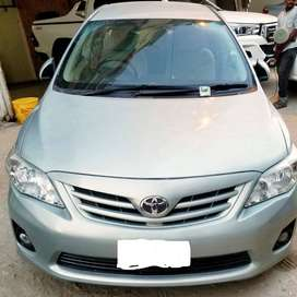 Toyota Corolla Altis On Easy Installment Plans