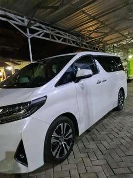 Toyota Alphard G ATPM 2018