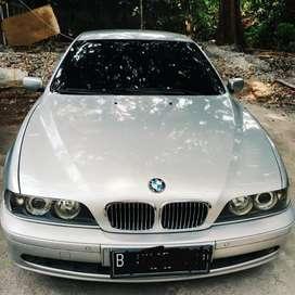 BMW 520 Facelift 2003