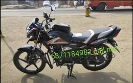It's very good bike use bike Honda shine