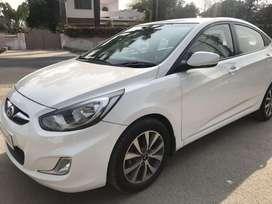 Hyundai Verna CRDi 1.6 SX, 2014, Diesel