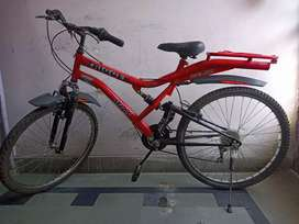 ATLAS BICYCLE WITH 18 GEAR