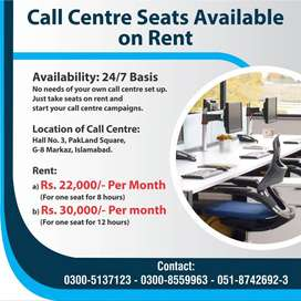 Call Center Seats Outsourcing